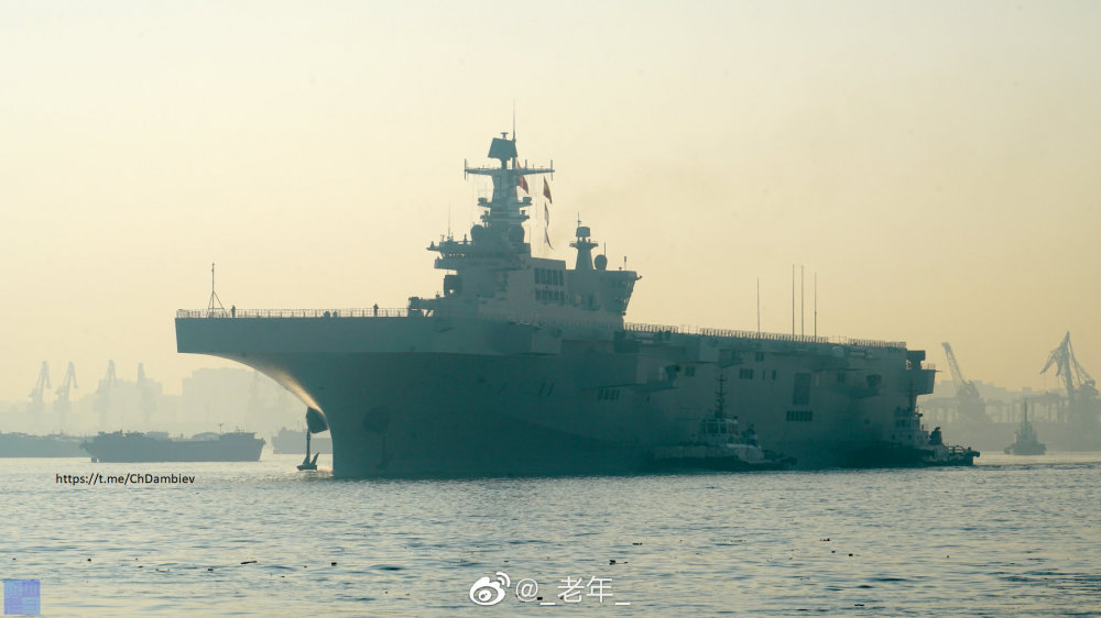 Type 075 landing helicopter dock (LHD) - Page 5 112