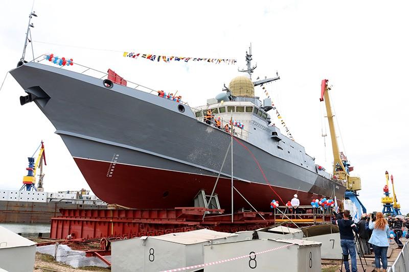 "Project 22800: ""Karakurt"" class missile ship #2 1139"