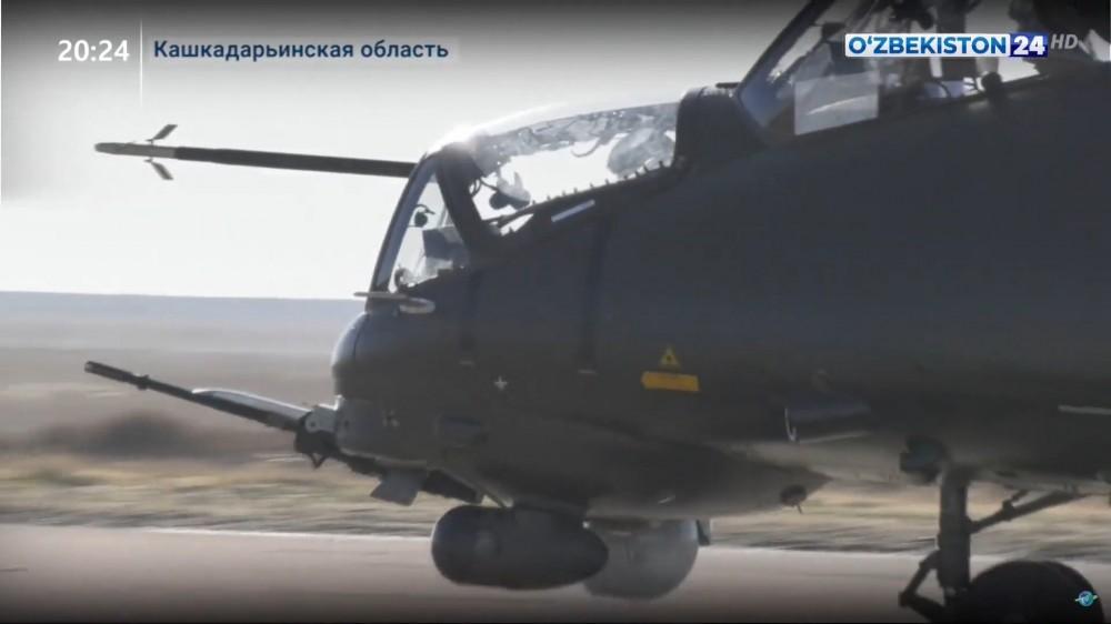 Russia-Uzbekistan military deals 129