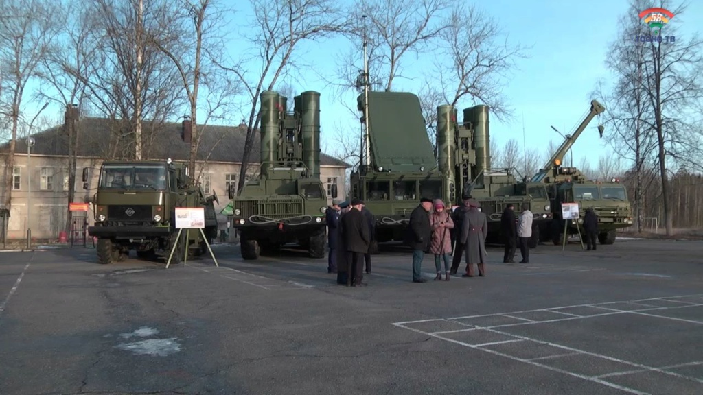 S-300/400/500 News [Russian Strategic Air Defense] #3 - Page 25 133