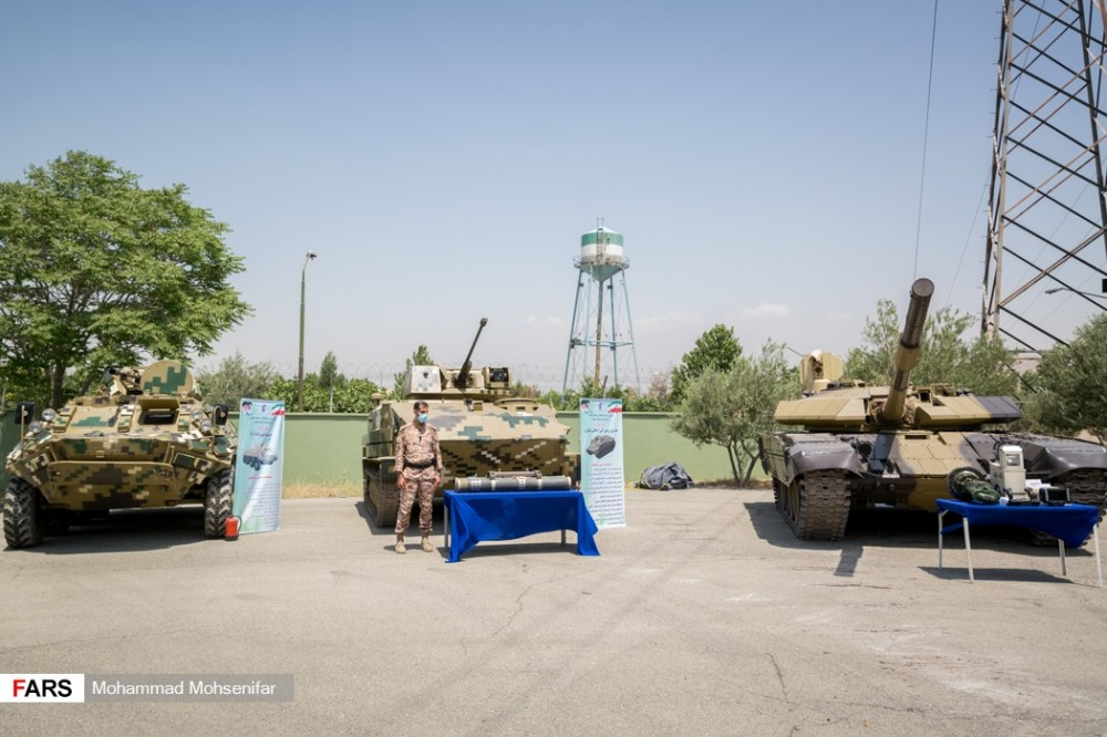 Iranian Ground Forces | News and Equipment - Page 5 150