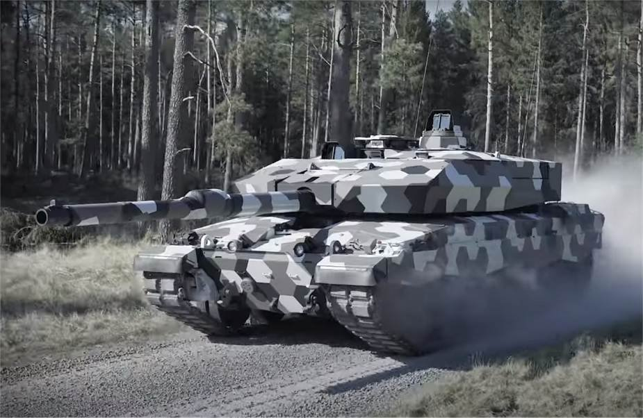 General Main Battle Tank Technology Thread: - Page 21 156