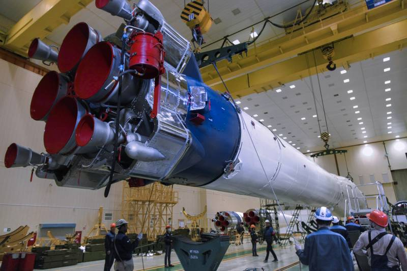 Russian Launch Vehicles and their Spacecraft: Thoughts & News - Page 21 16156210