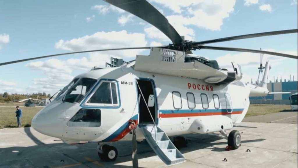 Russian presidential/government aircraft - Page 3 163