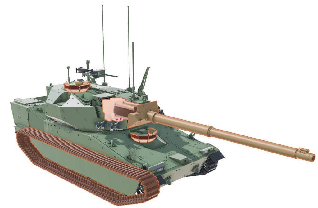 Mobile Protected Firepower (Light Tank) program 183