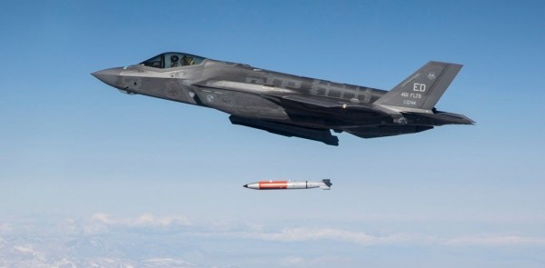 F-35 Development and News Thread: - Page 27 18397410