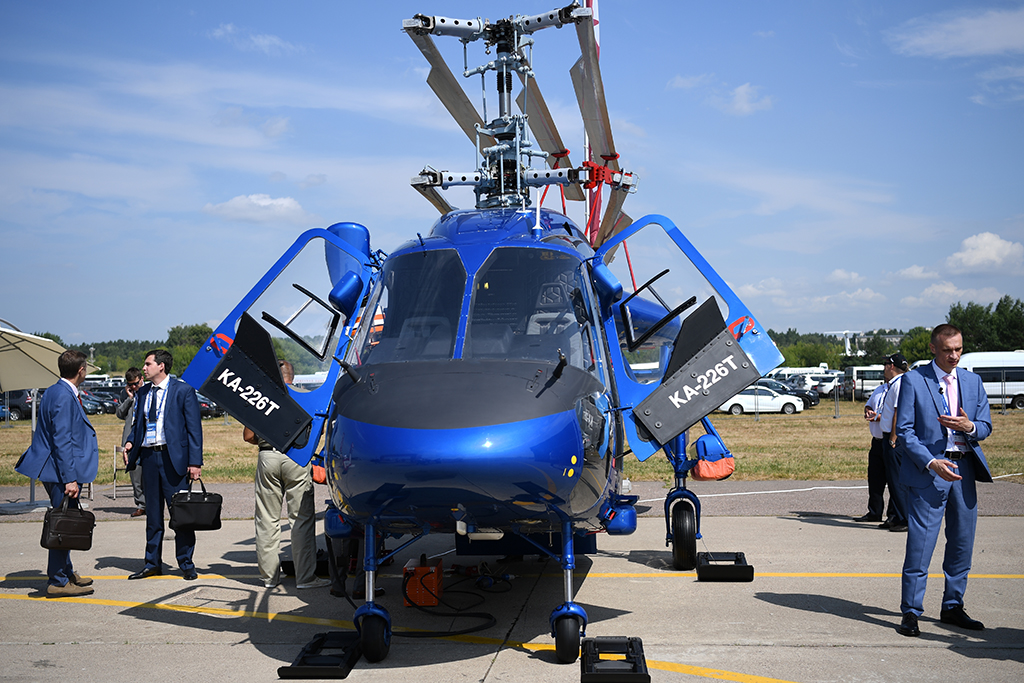 MAKS-2021 Air Show: Photos and News - Page 2 2101