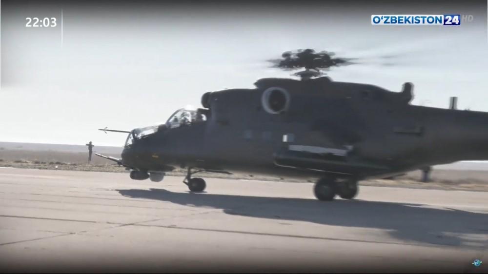 Russia-Uzbekistan military deals 225
