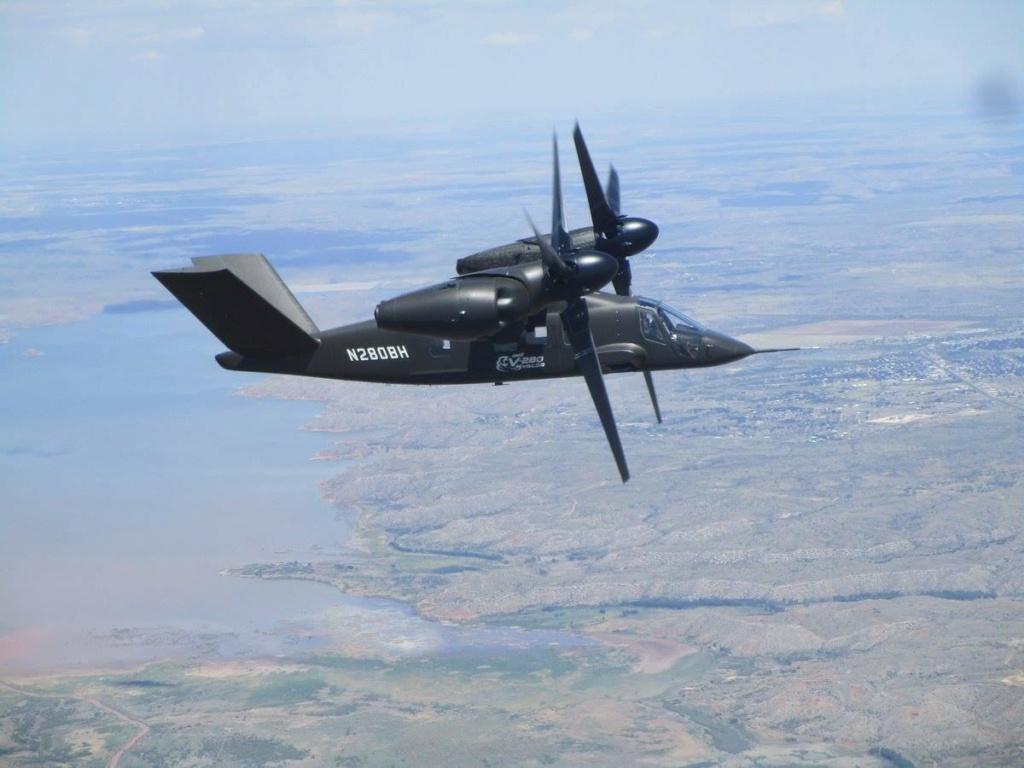 Future Long-Range Assault Aircraft (FLRAA) program 231