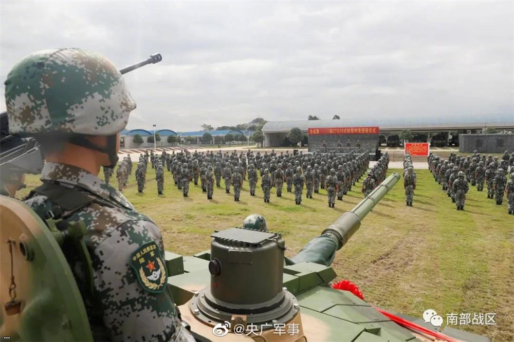 People's Liberation Army (PLA): News - Page 4 254