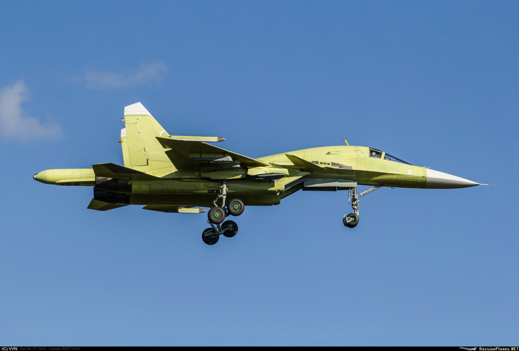 Su-34 Tactical Bomber: News - Page 37 27113110