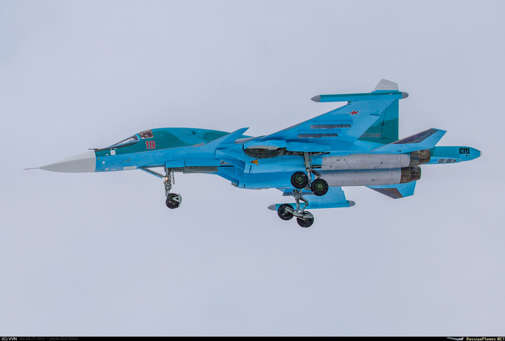 Su-34 Tactical Bomber: News - Page 37 27550310