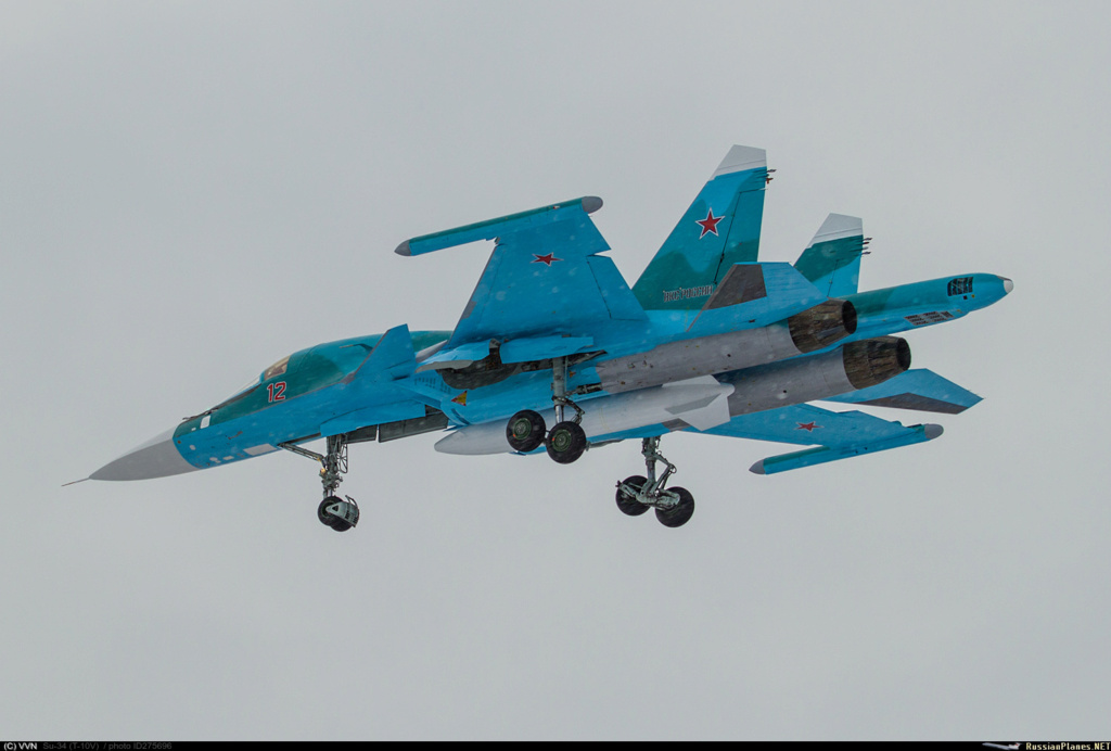 Su-34 Tactical Bomber: News - Page 37 27569610