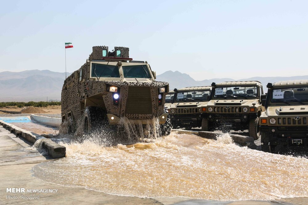 Iranian Ground Forces | News and Equipment - Page 5 29072410