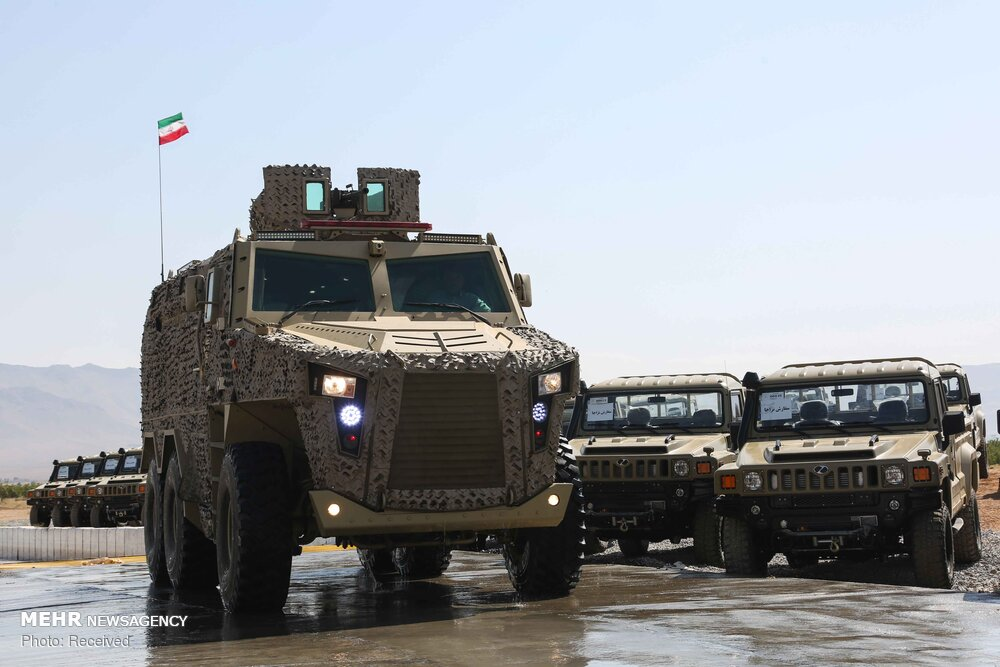 Iranian Ground Forces | News and Equipment - Page 5 29077110
