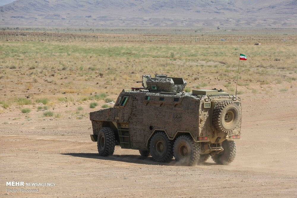 Iranian Ground Forces | News and Equipment - Page 5 29084110