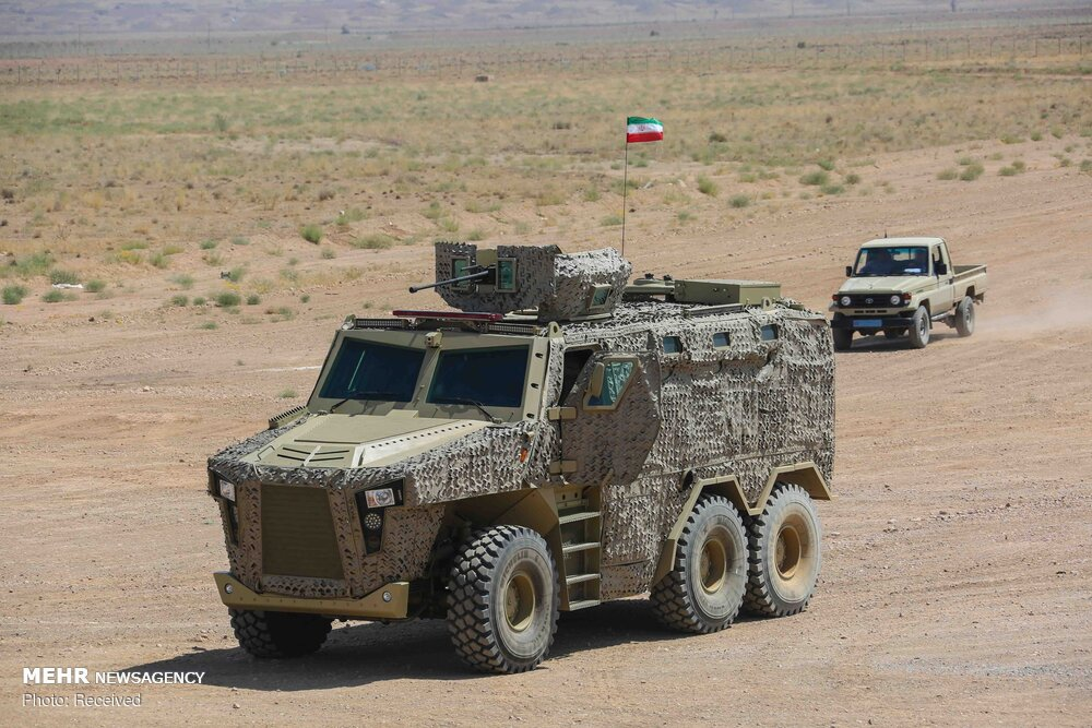 Iranian Ground Forces | News and Equipment - Page 5 29127010