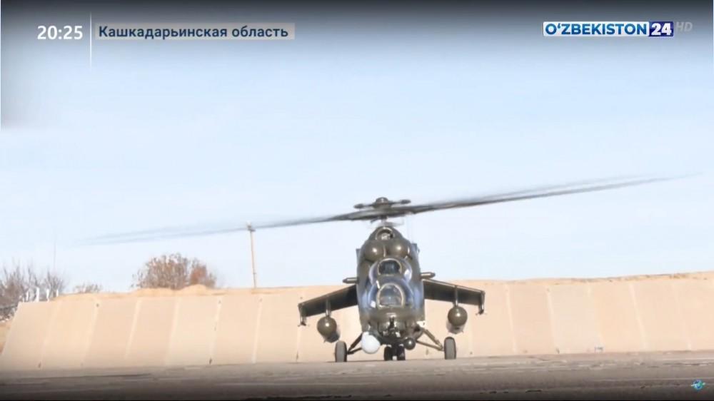 Russia-Uzbekistan military deals 322