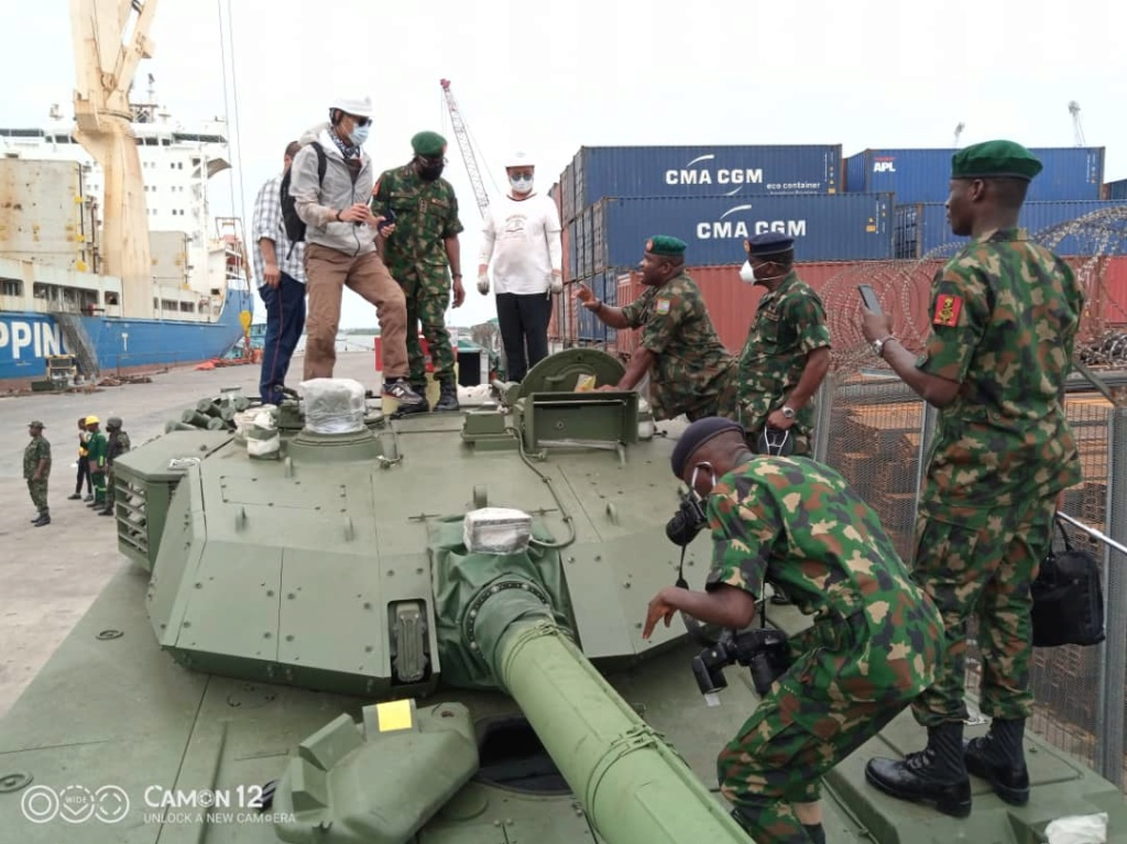 Nigerian Armed Forces 327