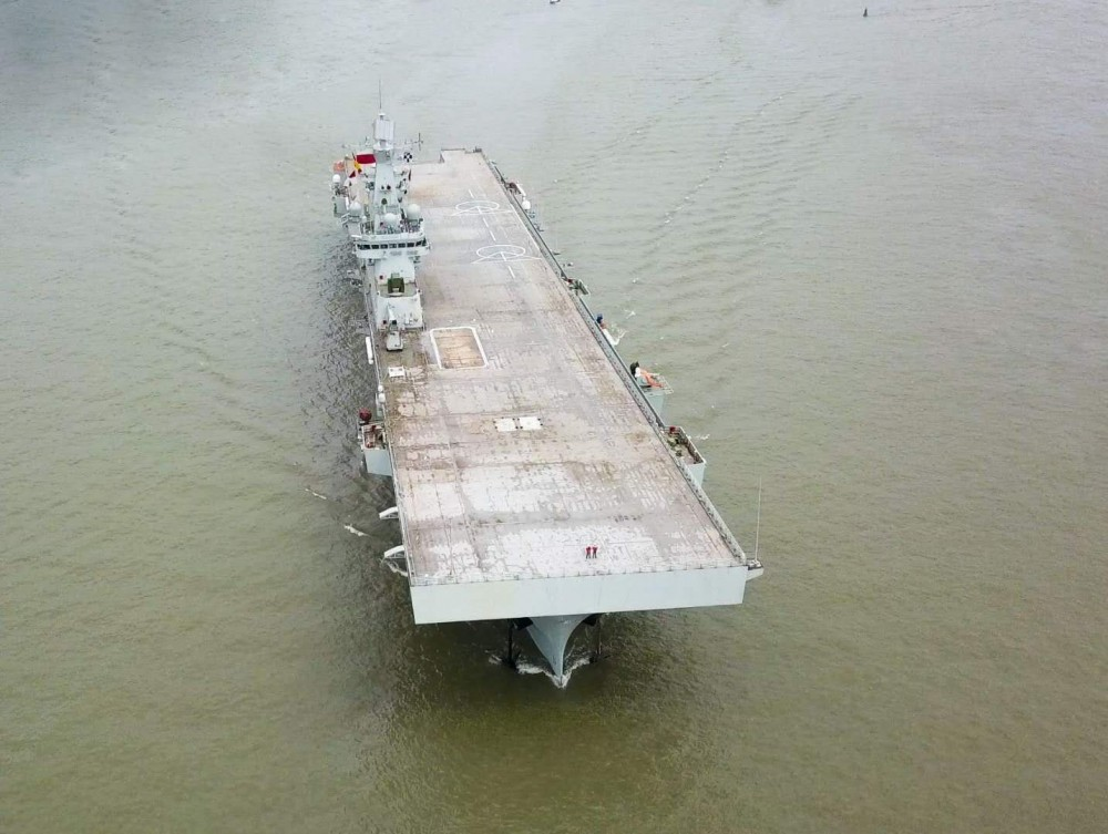 Type 075 landing helicopter dock (LHD) - Page 4 341