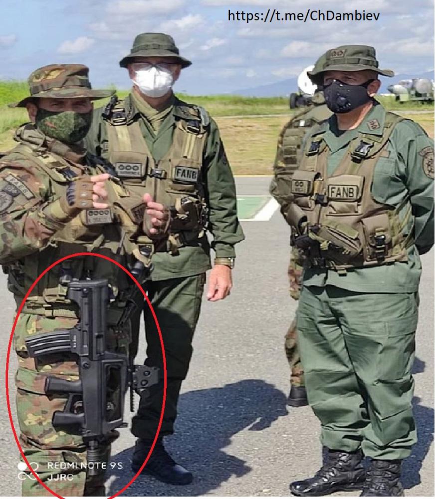 Venezuela Armed Forces - Page 3 37023410