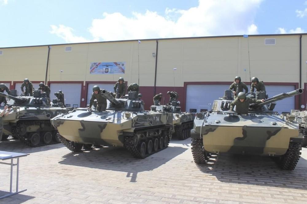 BMD-4M and BTR-MD Rakushka: - Page 10 380