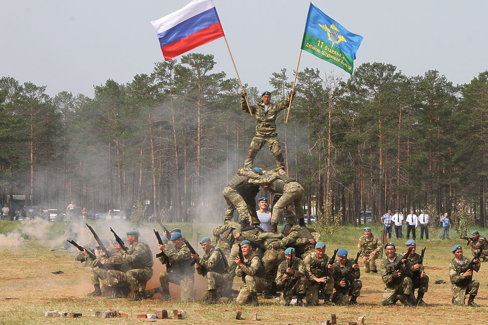 Russian Airborne Troops (VDV) News: - Page 12 38228410