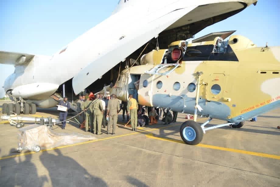 Russian - Nigeria military cooperation 39823110