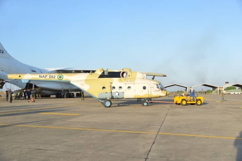 Russian - Nigeria military cooperation 39831410