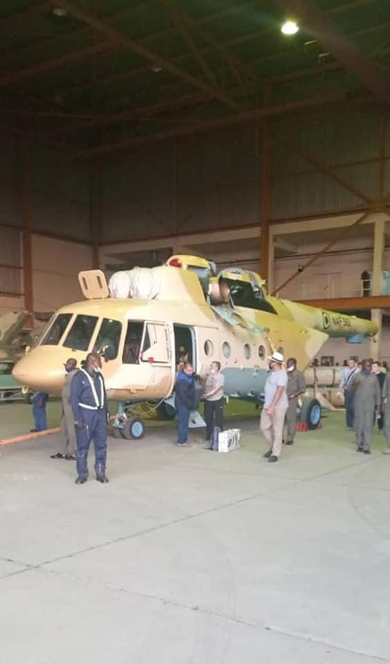 Russian - Nigeria military cooperation 39842410
