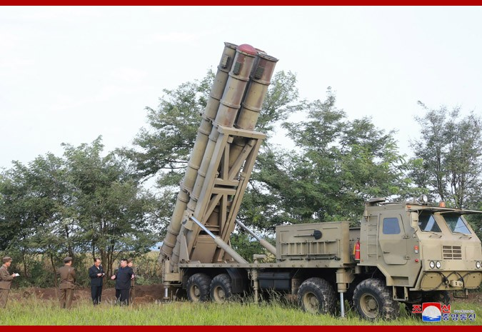 Korean People's Army: News - Page 7 4-410