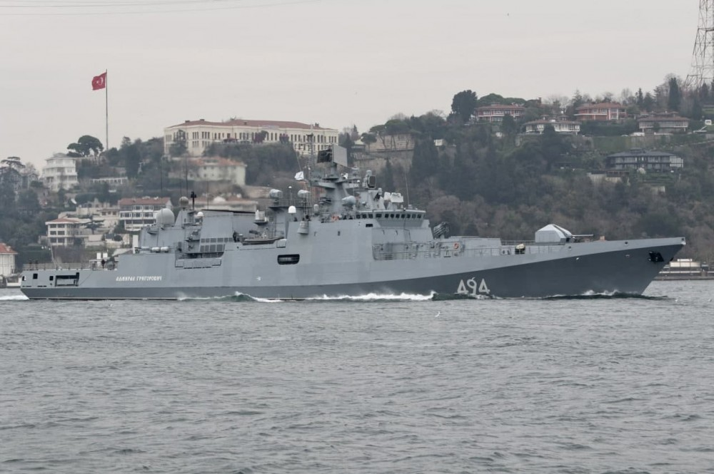 Russian Navy: Status and News #5 - Page 17 40637910