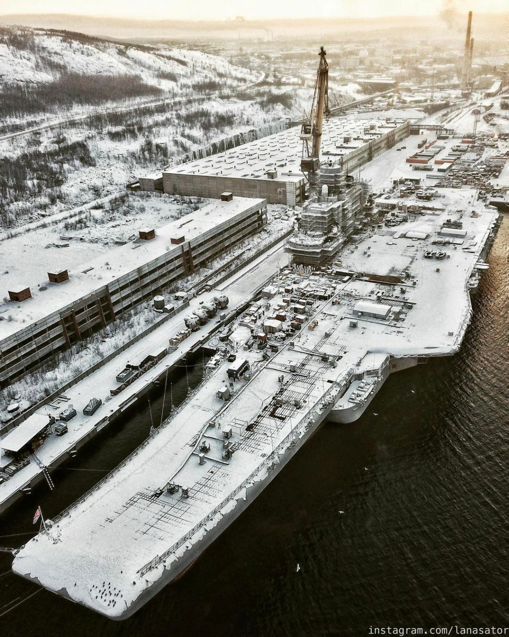 Aircraft Carrier Admiral Kuznetsov: News #2 - Page 26 41148810