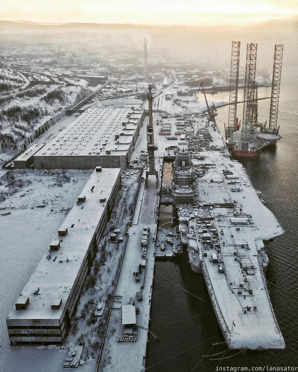 Aircraft Carrier Admiral Kuznetsov: News #2 - Page 26 41151010