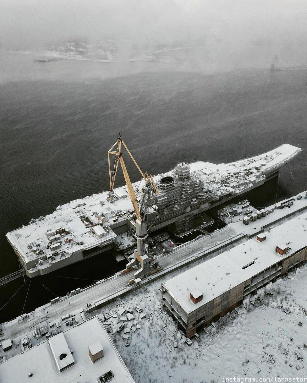 Aircraft Carrier Admiral Kuznetsov: News #2 - Page 26 41153610