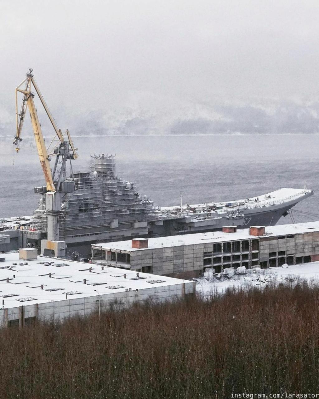 Aircraft Carrier Admiral Kuznetsov: News #2 - Page 26 41156010