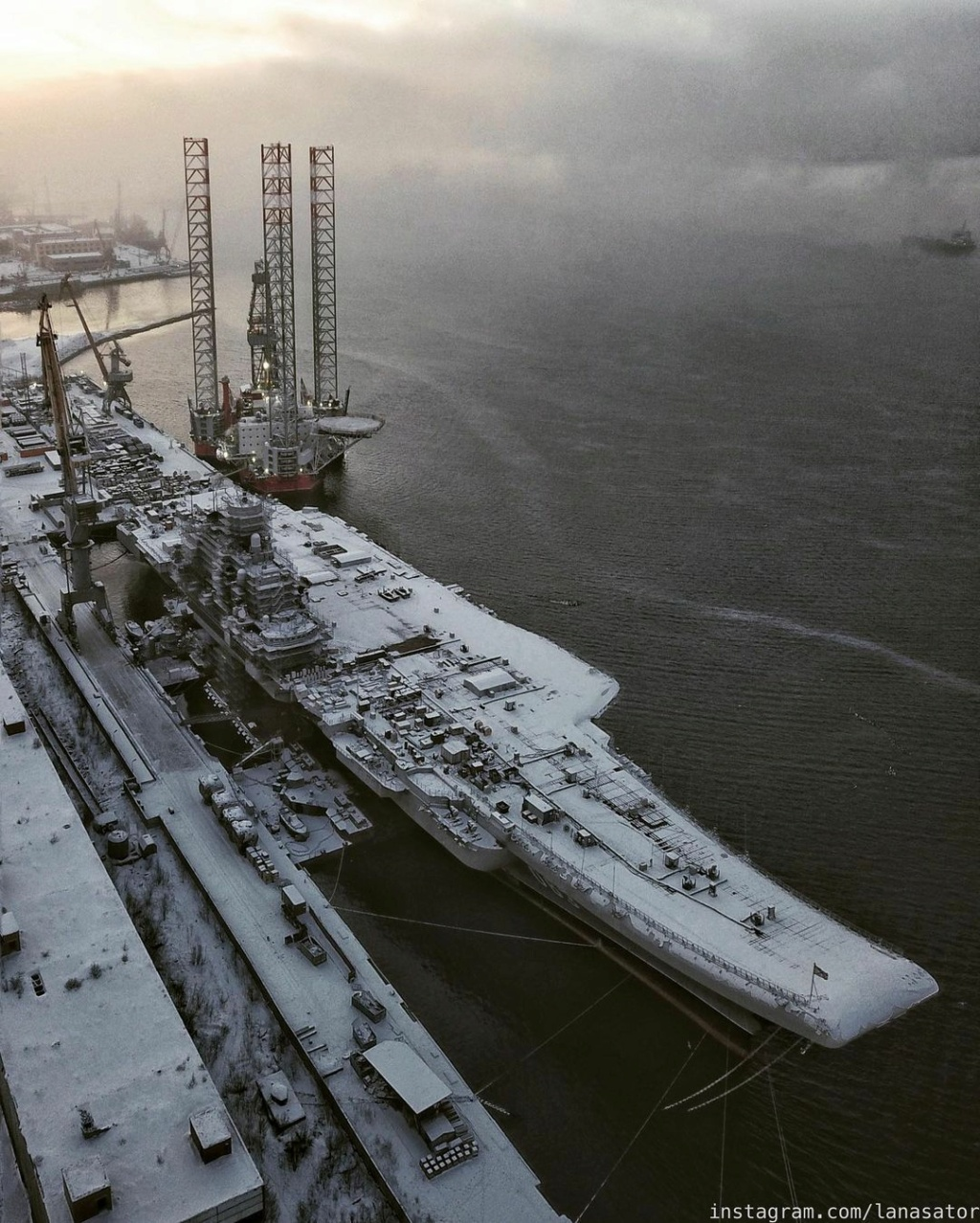 Aircraft Carrier Admiral Kuznetsov: News #2 - Page 26 41159910