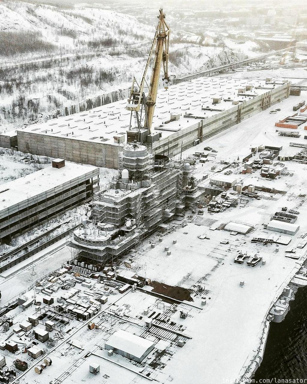 Aircraft Carrier Admiral Kuznetsov: News #2 - Page 26 41162410
