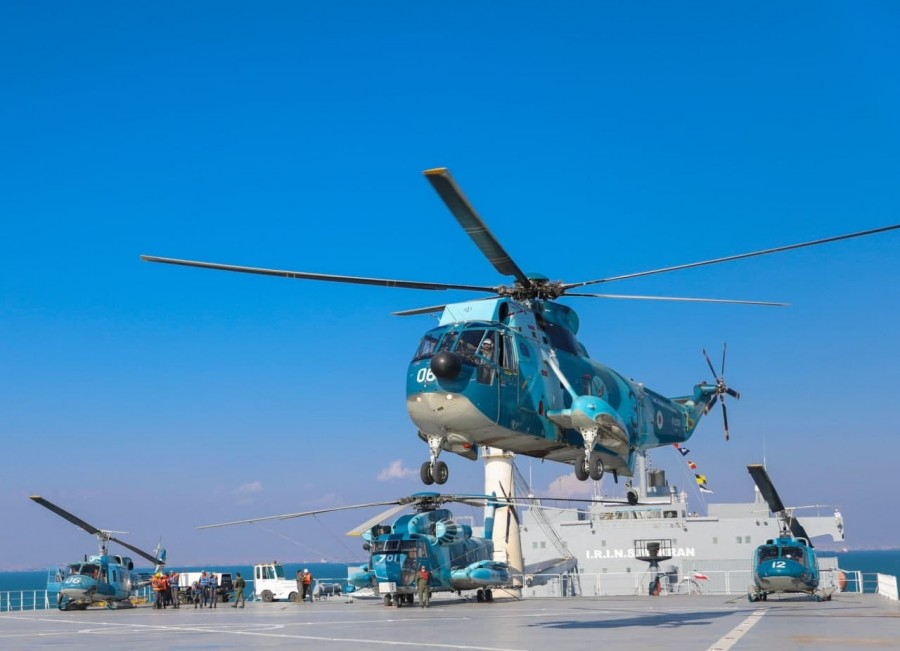 Iran Navy (IRIN): News - Page 7 41901011