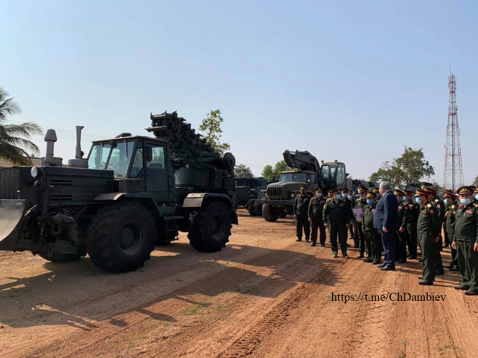 Russia-Laos military cooperation 42386710