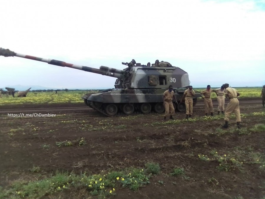 Ethiopia Armed Forces 42975810