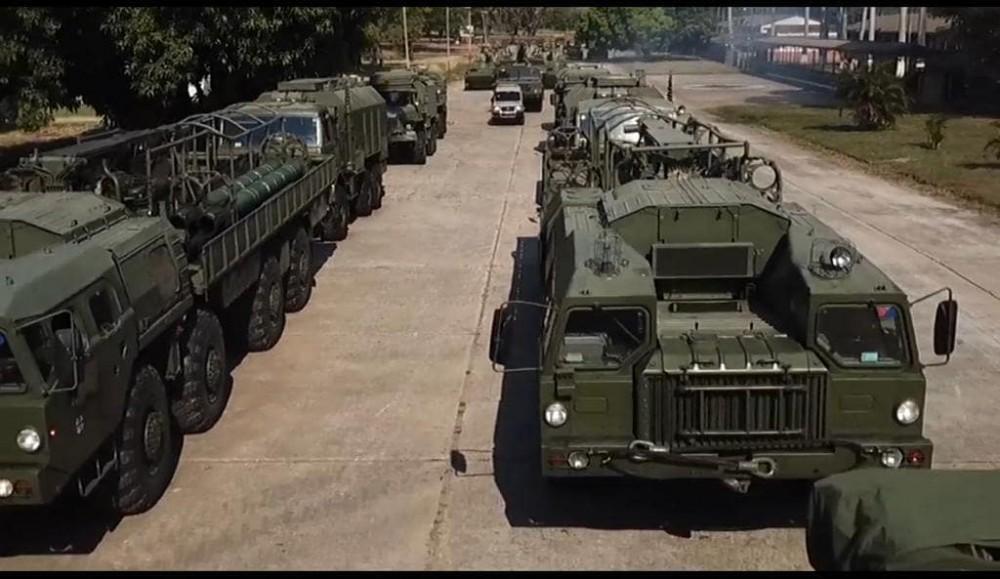 Venezuela Armed Forces - Page 3 43671310