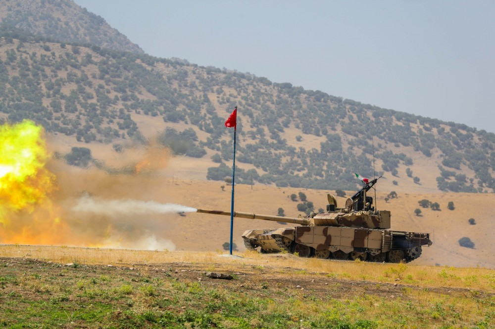 Iranian Ground Forces | News and Equipment - Page 5 44017910