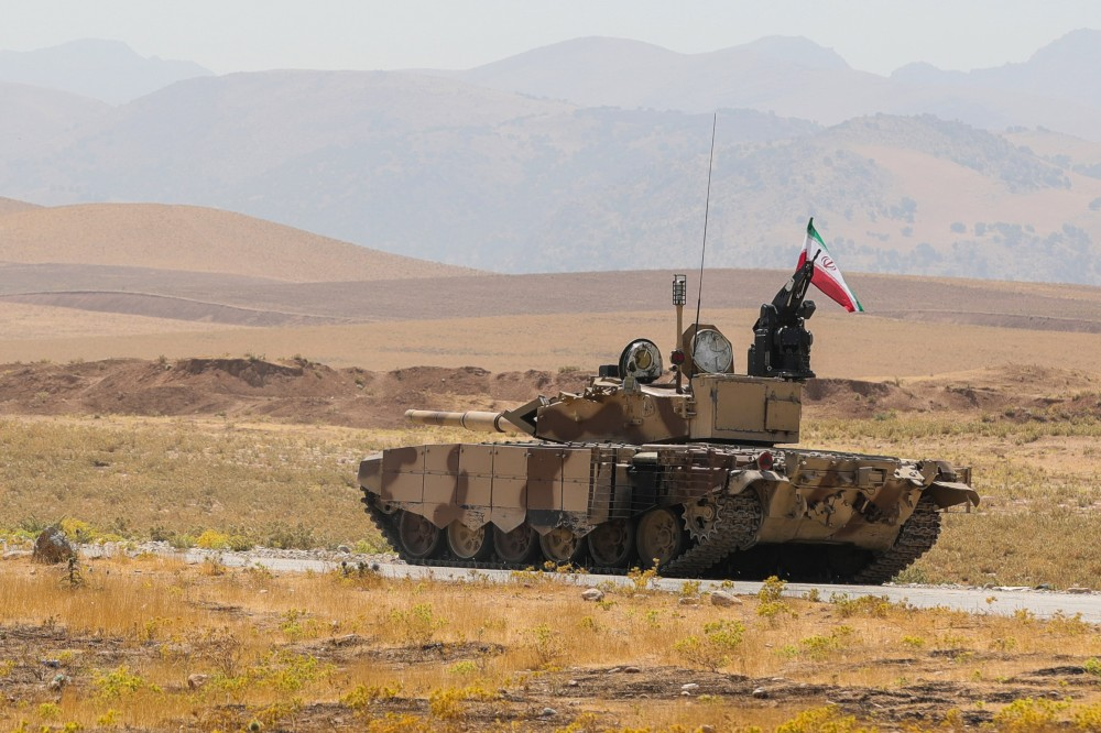 Iranian Ground Forces | News and Equipment - Page 5 44037110