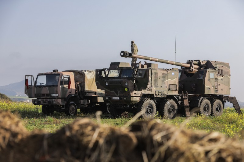 Cypriot National Guard: News 444