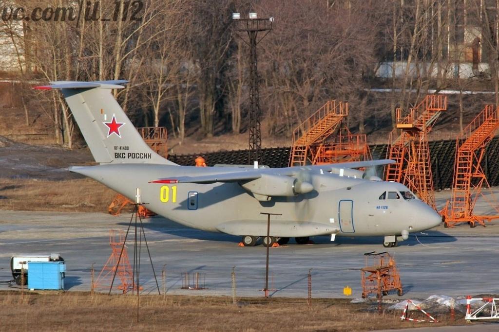 Il-112V light military transport  - Page 14 44437010