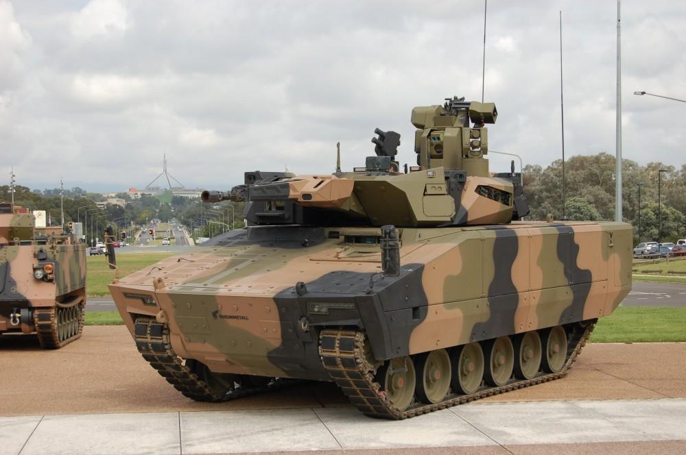 Australian Army  445