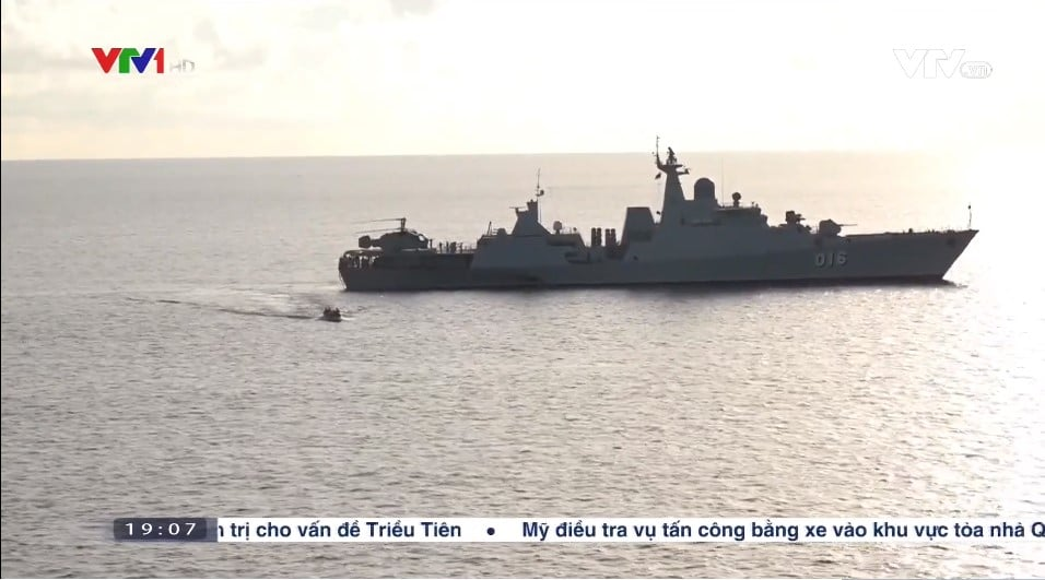 China - Vietnam tensions over maritime territory  - Page 2 44785710