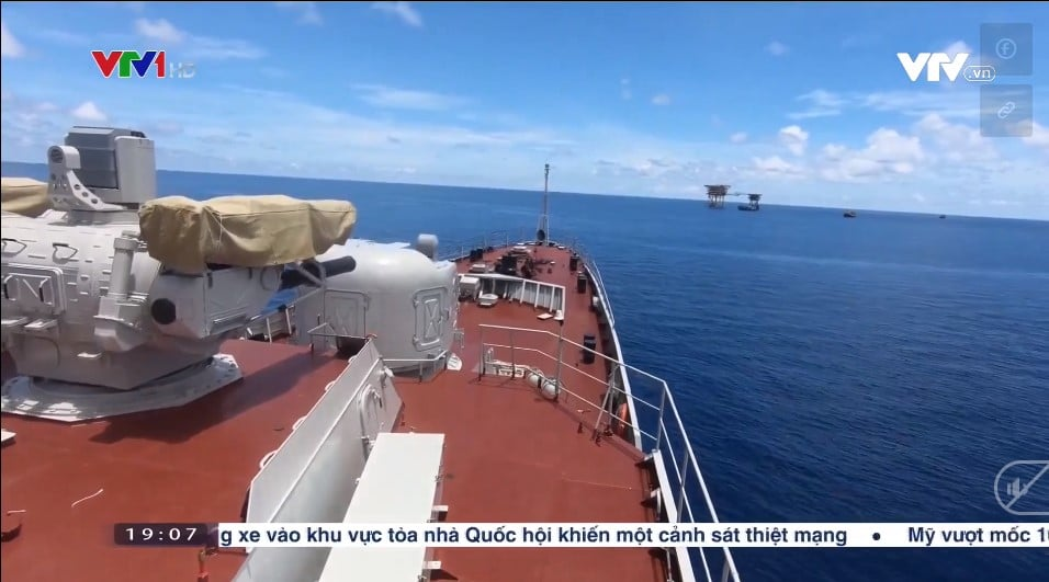 China - Vietnam tensions over maritime territory  - Page 2 44787810