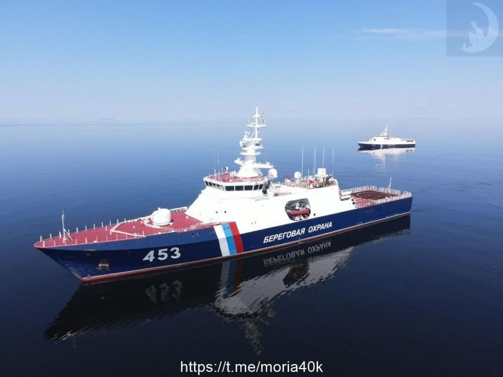 Border Service and Coast Guard of Russia - Page 8 45310
